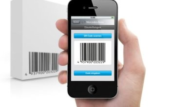 Barcode Scanner Apps