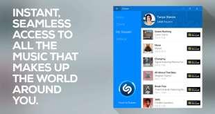 Download Shazam on windows PC