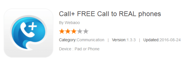 Free Calling Apps for Android,iPhone