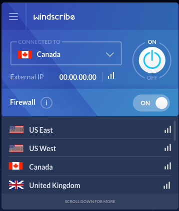 Windscribe vpn review cum guide a to z windscribe vpn ebook windscribe vpn review fandeluxe Images