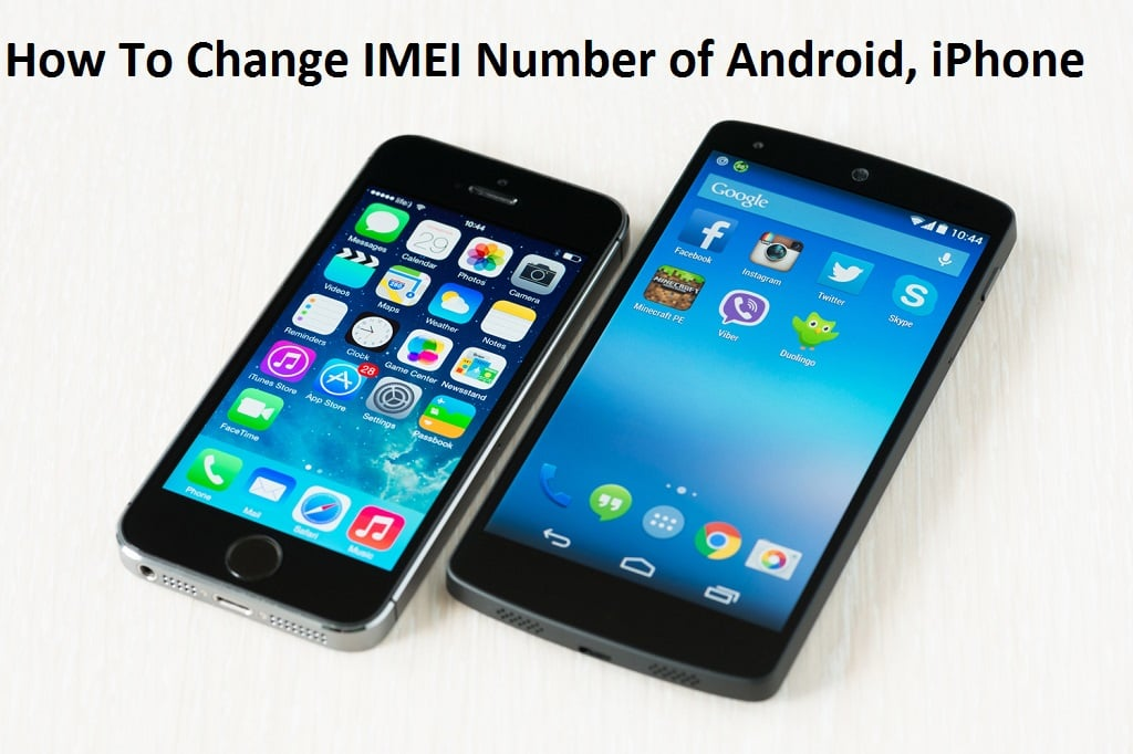 How To Change IMEI Number on Android, iPhone | Ultimate