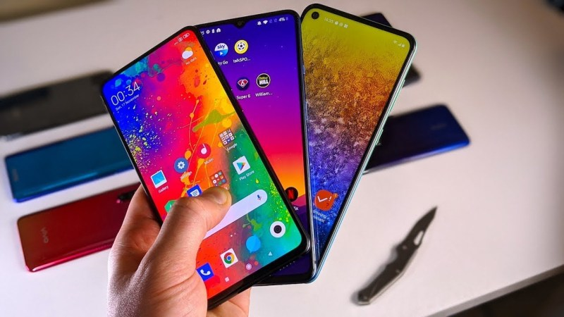 Some of the Key Features of Upcoming Phones
