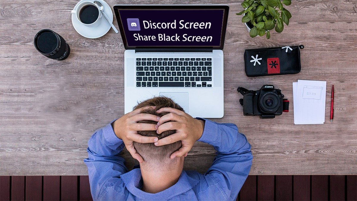 Discord Screen share not working