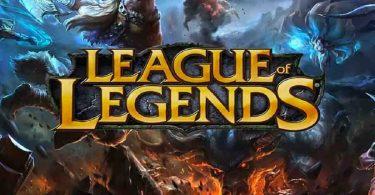 Leagues of Legends black screen