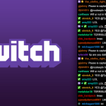 add a twitch chat overlay in the game