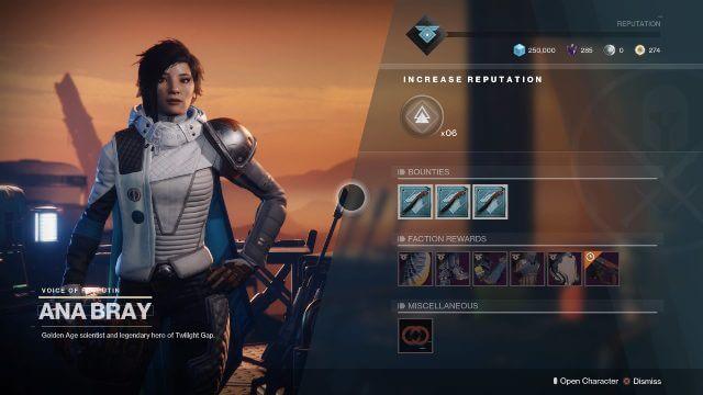 Destiny 2 Arsenal of Oddities