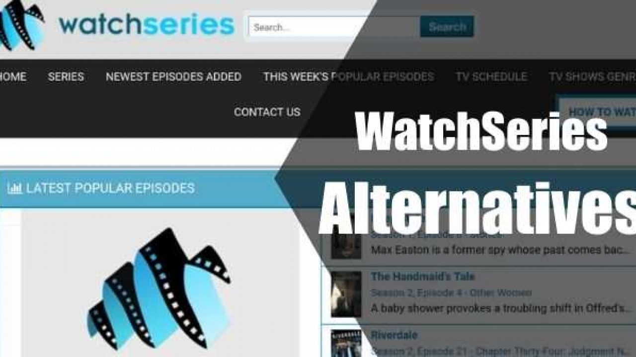 Here Are TheWatchSeries Alternatives to Watch Online TV Series