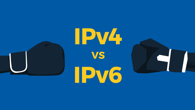 IPv4 vs IPv6 – How does the Two Protocols Differentiate?