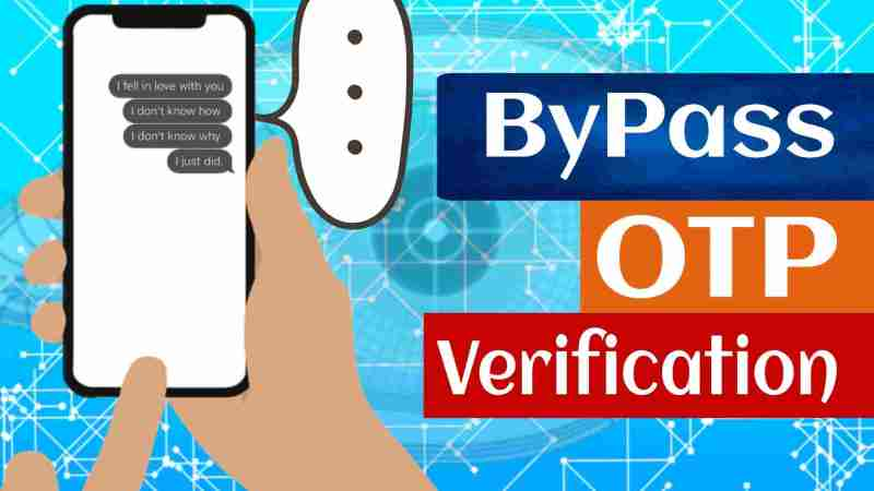 How to Bypass OTP Verification on Websites / Apps,