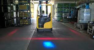 Why Do Forklifts Use Blue Lights?