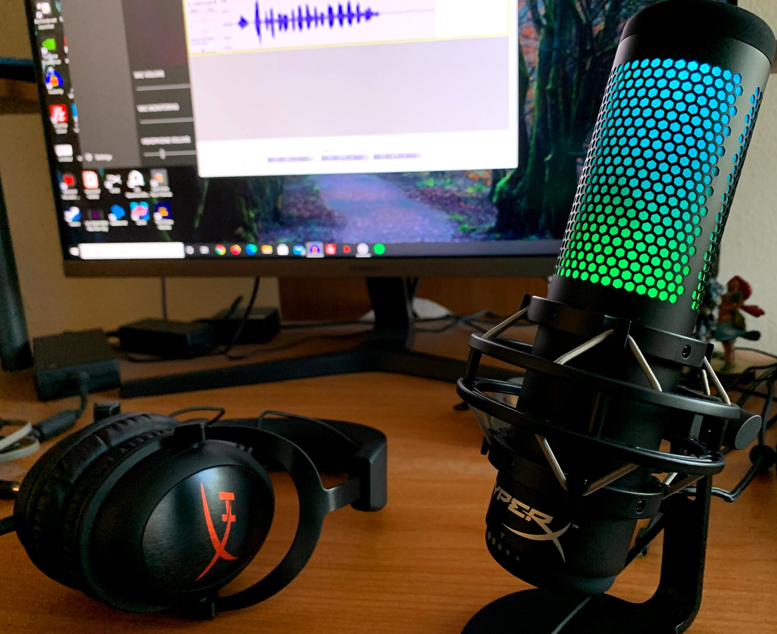Review:- HyperX QuadCast S Gaming Microphone