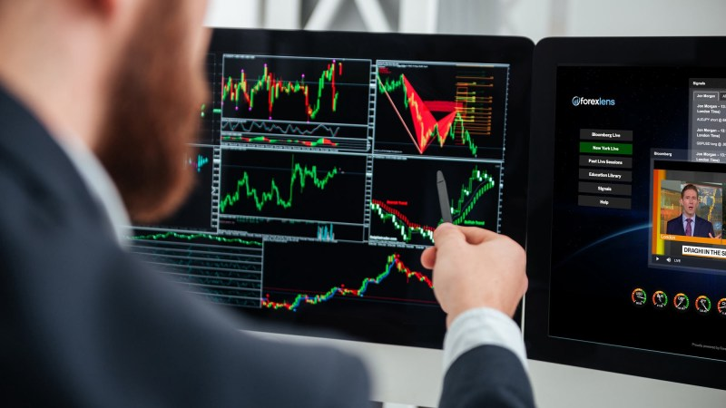 How to find the best forex trading strategy with Bloomberg