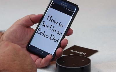 How to set up an Echo Dot