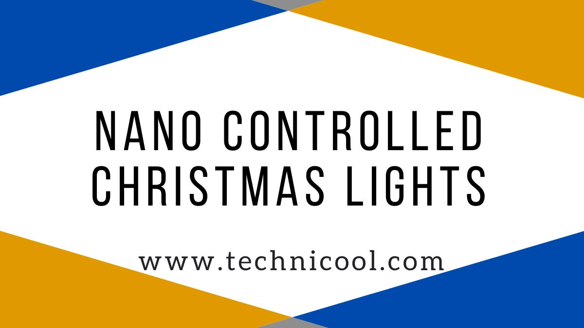 Nano Christmas Lights