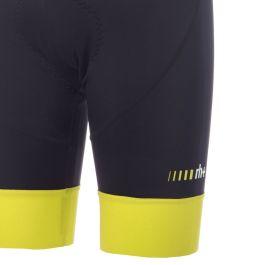 salopette pantaloncini LOGO BIBSHORT Zero Rh+