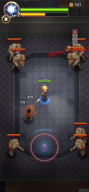 Mystic Gunner Screenshot 1