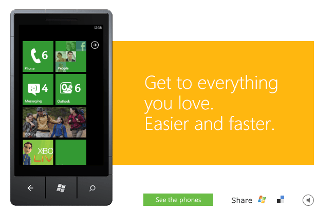 Windows Phone 7 Officially Announced