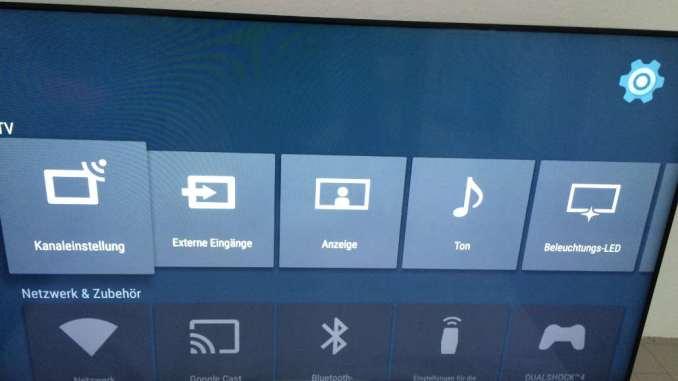 Sony KDL-65W855C Test Bild 13