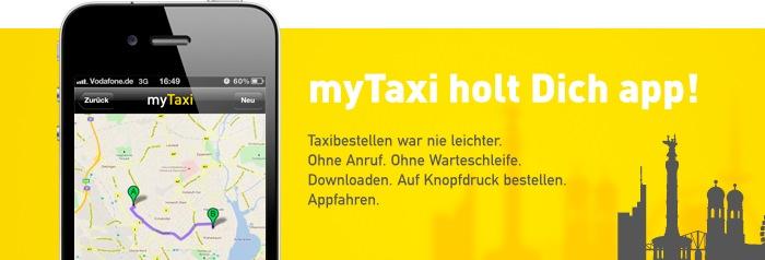 mytaxi app test in frankfurt technikfaultier. Black Bedroom Furniture Sets. Home Design Ideas