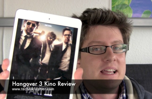 Hangover 3 Kino Review