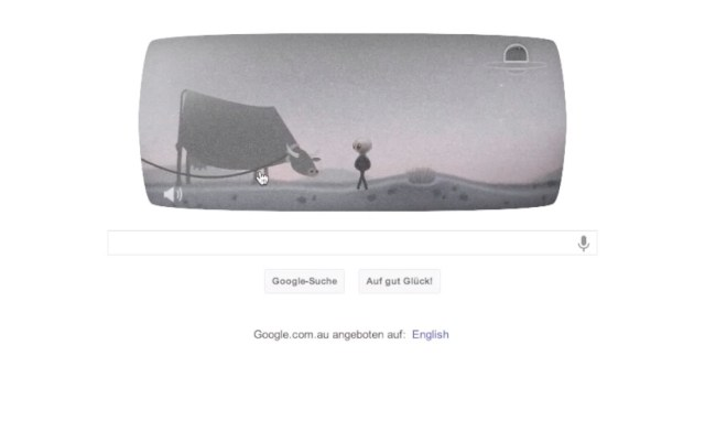 Google Doodle Roswell Adventure