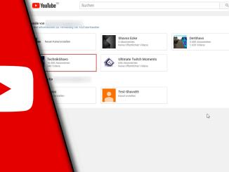Zweiten Youtube Kanal erstellen 2020
