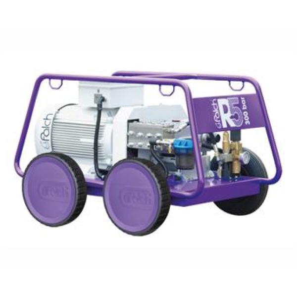 Pojazdný vysokotlakový čistič - 500 bar