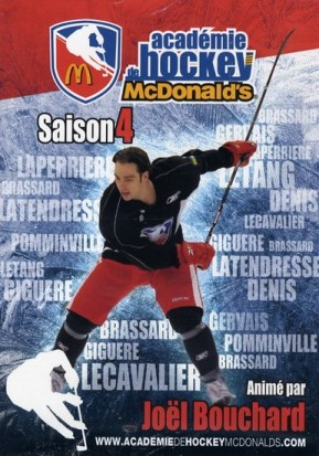 Académie de hockey McDonald's - DVD saison 4