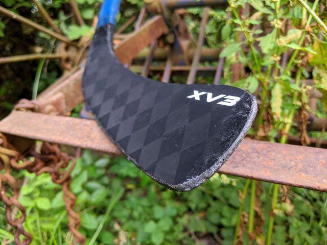 Bout de la palette baton XV3 HPC - Technique Hockey
