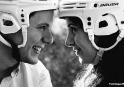 Dounia et Dorian - Technique-Hockey
