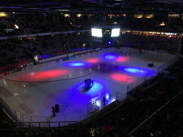 Game de hockey