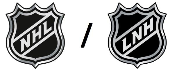 Logos NHL et LNH