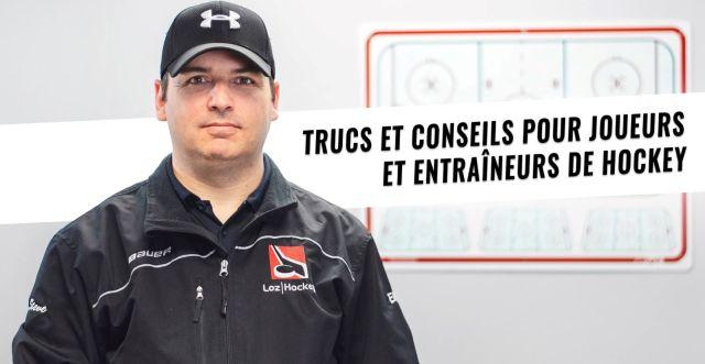 Loz Hockey - Trucs et conseils pour joueurs et entraîneurs de hockey