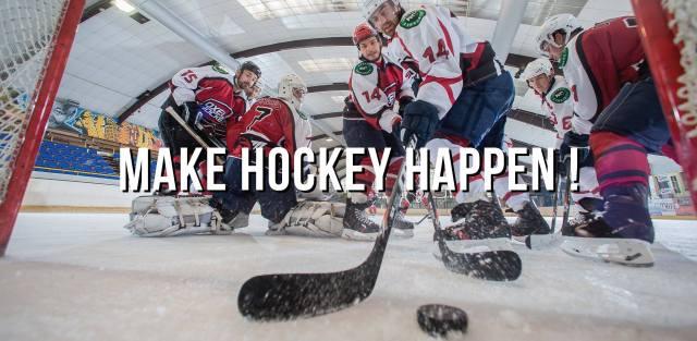 Oroks, make hockey happen - Photo fournie par Oroks