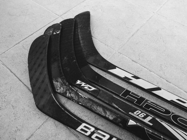 Palettes de hockey P92, 19, PP26, P88 et P28 - Technique-Hockey