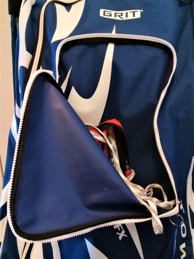 Sac de hockey Grit Tower Bag - Poche à l'avant