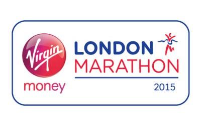 James at the London Marathon, 2015