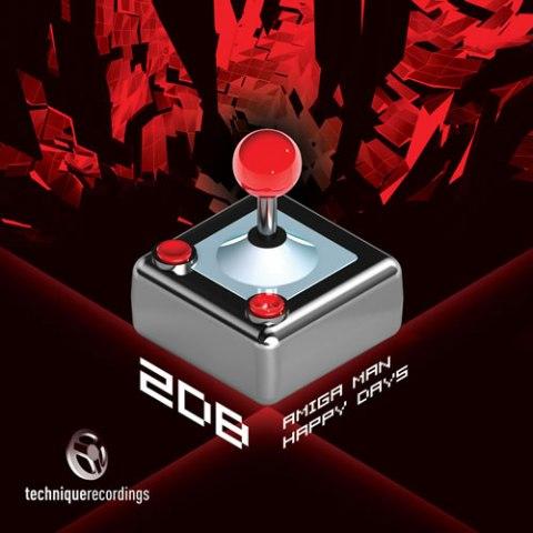 Tech 083 - Amiga Man - Happy Days - 500