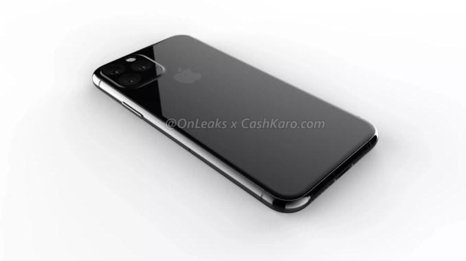 Coque arrière iPhone 11