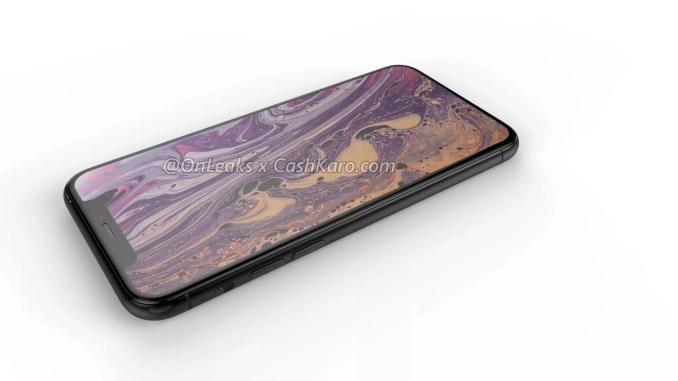 iPhone XI avec nouveau bouton silencieux
