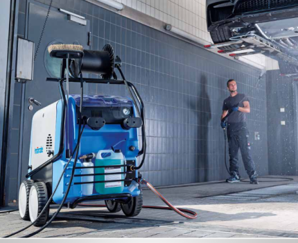 Kranzle Power Washers (Overview)