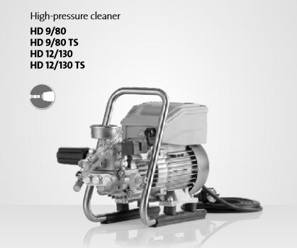 Kranzle HD12-130 Operating Manual