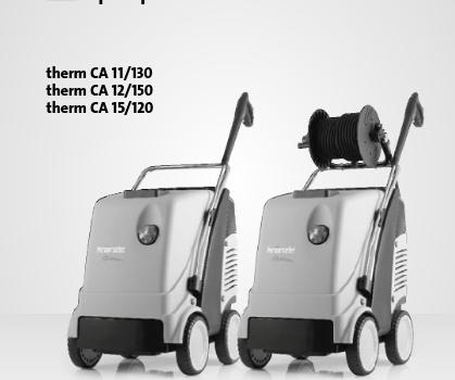 Kranzle Therm CA11-130 Parts List