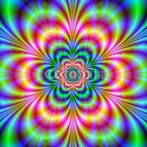 Psychedelic Art - Psychedelische Kunst