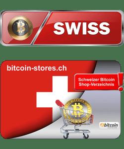 Schweizer Bitcoin Shopping Verzeichnis