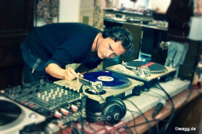 A master of DJ technology