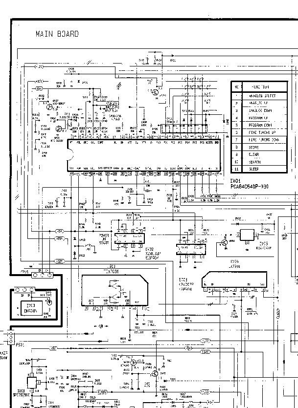 Download Daewoo_CP-315.pdf Service diagram. Free manual
