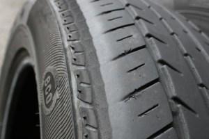 スマホで撮った写真で車のタイヤの磨耗状態を確認できるサービスが登場!