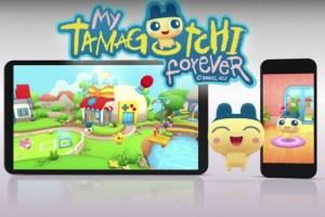 たまごっちのゲームアプリが近々登場予定!ARを使ったたまごっちとのコミュニケーションも
