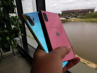Samsung Galaxy Note 10 Plus i Galaxy Note 10